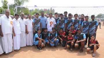 ESA Volleyball Tournament