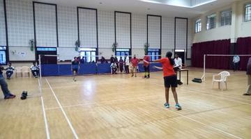ESA Badminton Tournament 2018 - 2019