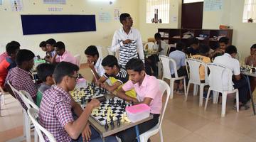 Second ESA Chess Tournament 2019 - 2020