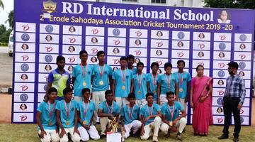 Second ESA Cricket Tournament 2019 - 2020