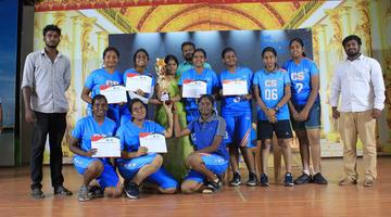 ESA Basketball Tournament ( Girls ) 2019 - 2020